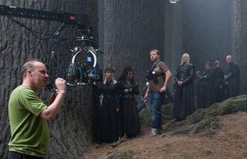 Behind The Scenes - The Deathly Hallows part 2