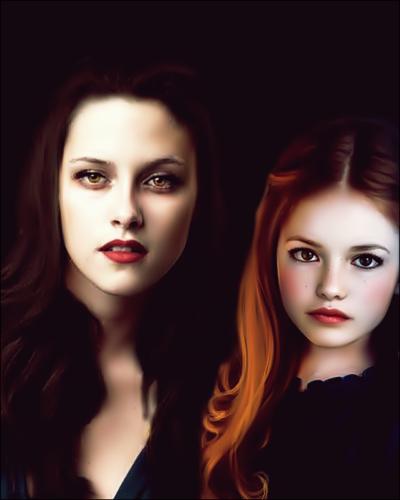 Bella& Nessie