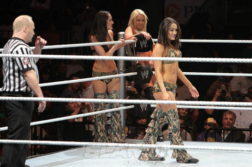 Bellas & Maryse