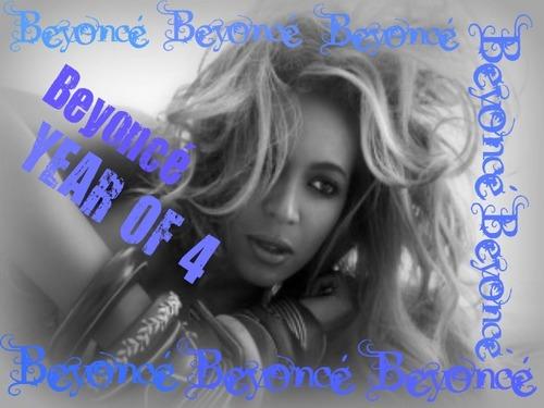 Beyoncé سال OF 4