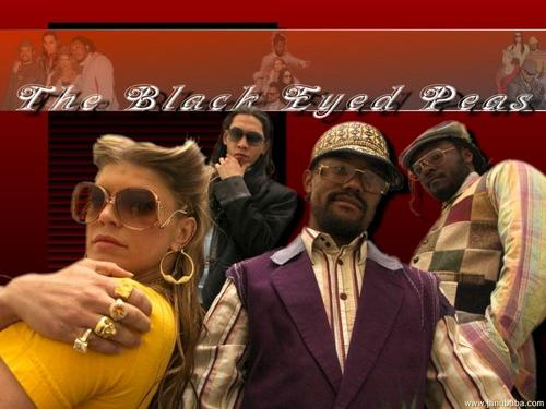 Black Eyed Peas wallpaper possibly containing sunglasses and a business suit called Black Eyed Peas