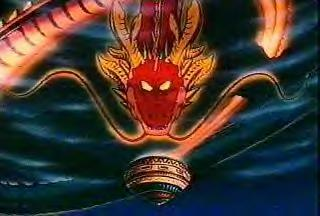 Black Star Shenron
