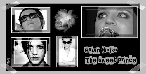 Brian ♥ - brian-molko Fan Art