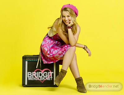 Bridgit mendler Promoshoots - lemonade-mouth Photo