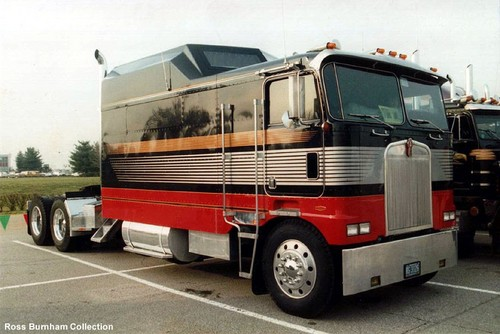 Cabover no Longer