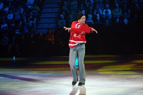 Canadian satars on ice 2010 -