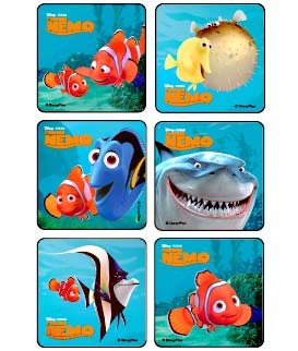 Finding Nemo kertas dinding probably containing Anime titled Characters