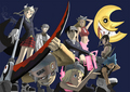 Characters - soul-eater photo