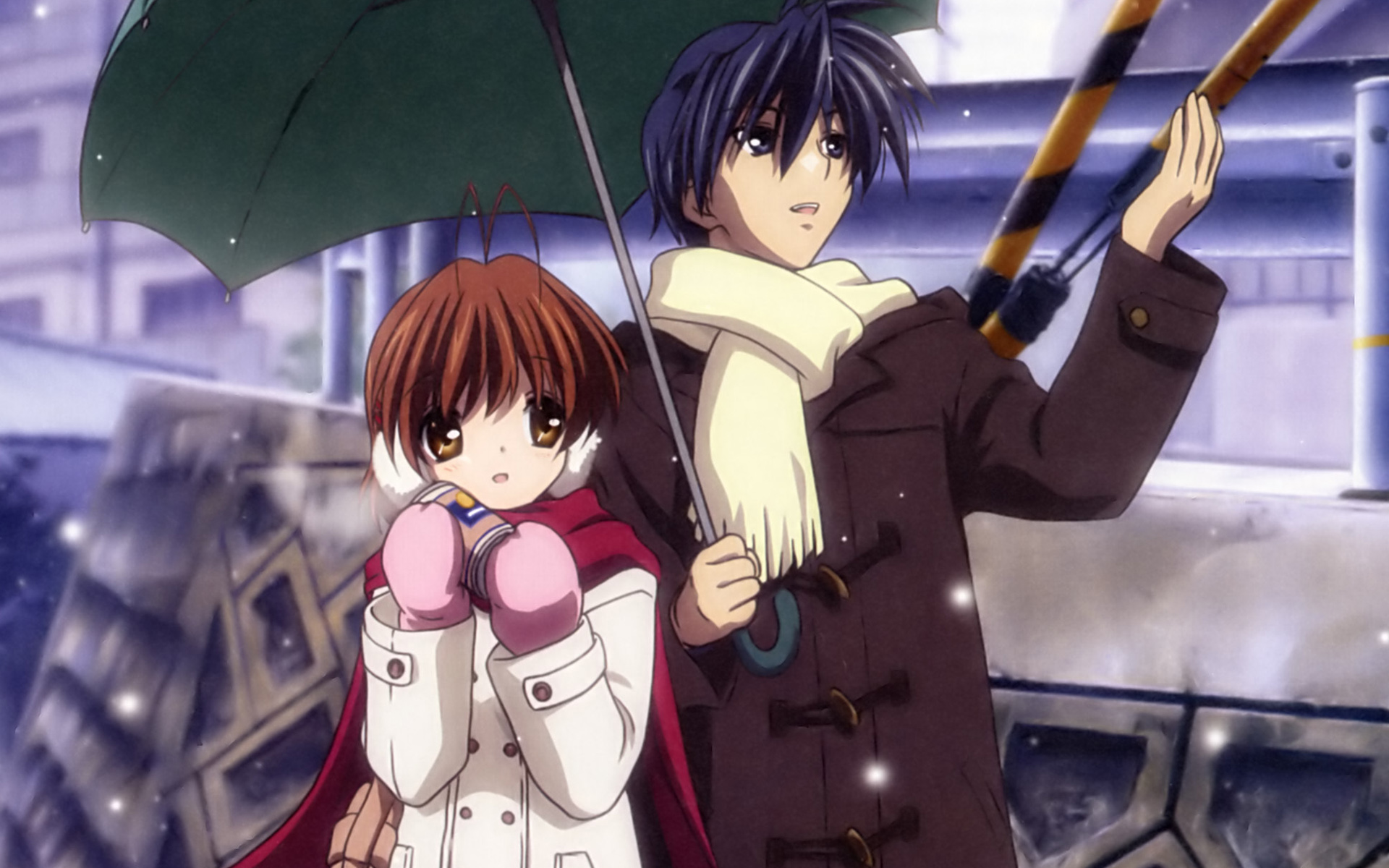 clannad after story 4k