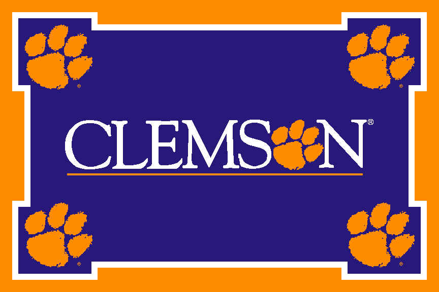 Clemson University Images Clemson Print Hd Wallpaper And Background