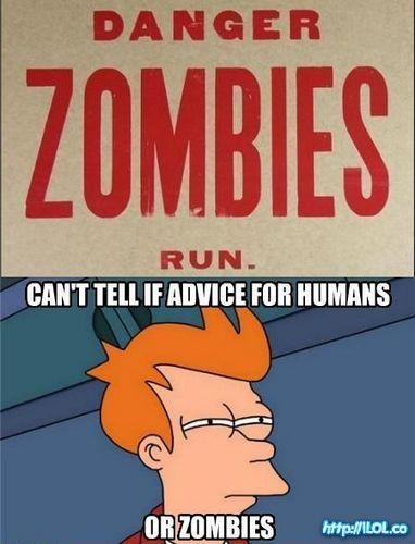 Danger Zombies!