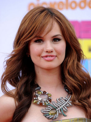 Debby Ryan wallpaper with a portrait titled Debby