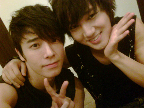 Donghae & Yesung