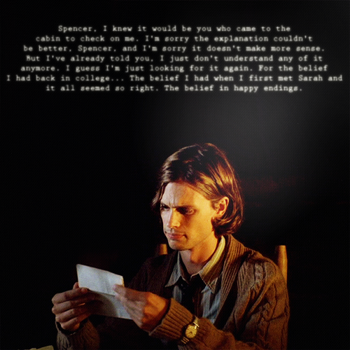 spencer reid quotes. sad quotes from criminal minds : images about spencer reid matthew grey gubler on