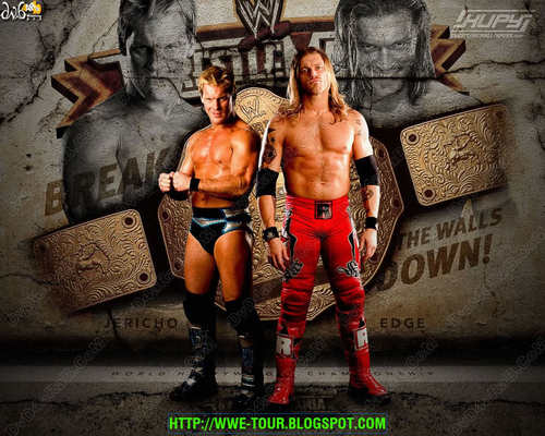 Edge & Chris Jericho