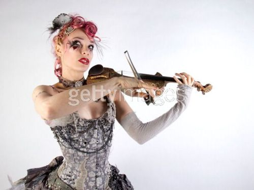 Emilie Autumn fond d'écran possibly with a fusilier, carabinier called Emilie Autumn
