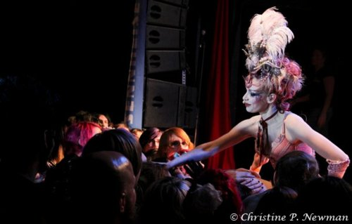 Emilie Autumn wallpaper with a concert called Emilie Autumn