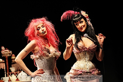 Amusing Emilie autumn live consider, that
