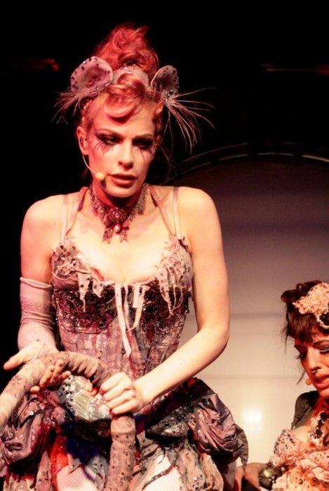 Emilie Autum: Bookish Beauty: Style Icons: Emilie Autumn