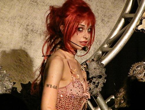 Emilie Autumn wallpaper entitled Emilie Autumn