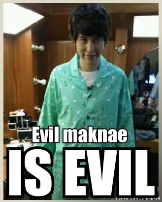 Evil Maknae