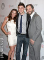 Linda Cardellini, John Francis Daley & Judd Apatow @ Freaks & Geeks/Undeclared Reunion - 2011 - freaks-and-geeks photo