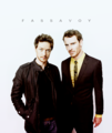Fassavoy - james-mcavoy-and-michael-fassbender photo