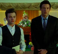 Finn & Kurt<3 - cory-monteith-and-chris-colfer fan art
