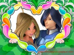 Flora and Helia 3d