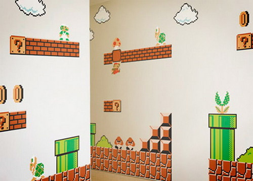 For Super Mario peminat-peminat