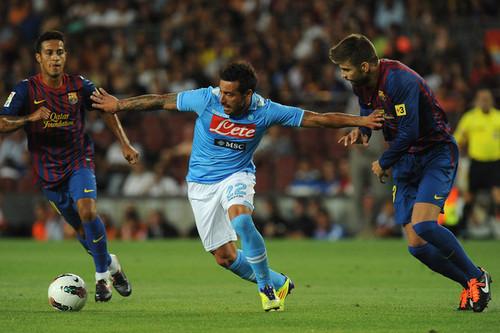 Gamper Trophy: FC Barcelona (5) - SSC Napoli (0)