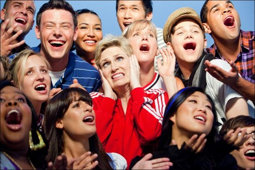 Glee New Promo Pictures