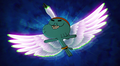 Gumballs swan dive - the-amazing-world-of-gumball screencap