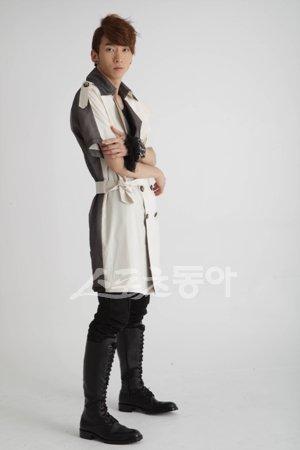 HITT Ho Won- Sports Donga Pictorial
