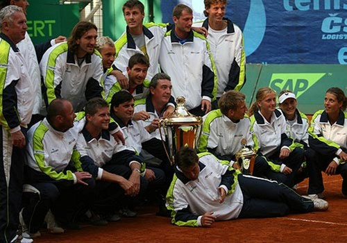 Hajek,Berdych,Kvitova,Cetkovska