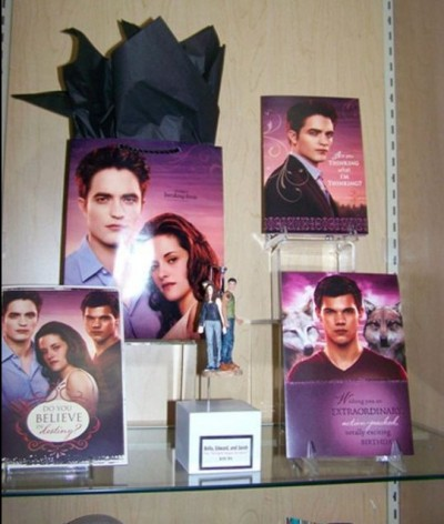 Hallmark 'Breaking Dawn' Merchandise Now Available!