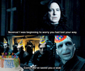 Happy Birthday Snape