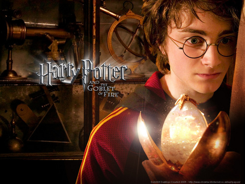 Harry Potter and The Goblet Of 火, 消防