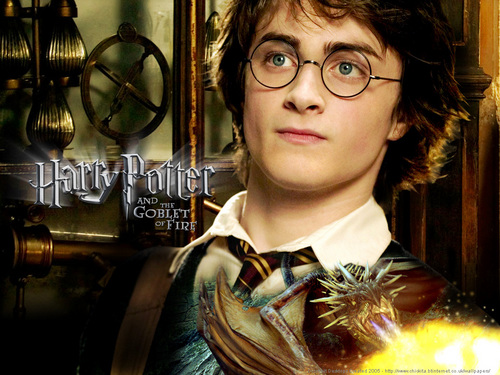 Harry Potter and the Goblet Of moto