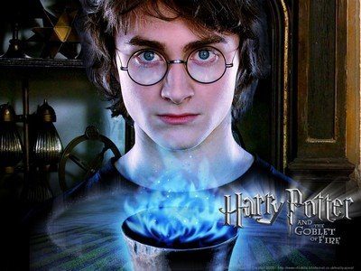 Harry Potter and the Goblet Of آگ کے, آگ