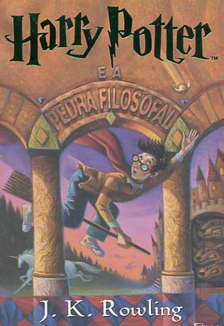 Harry Potter and the Philosopher's (Sorcerer's) Stone: Brazil