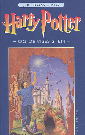 Harry Potter and the Philosopher's (Sorcerer's) Stone: Denmark