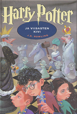 Harry Potter and the Philosopher's (Sorcerer's) Stone: Finland