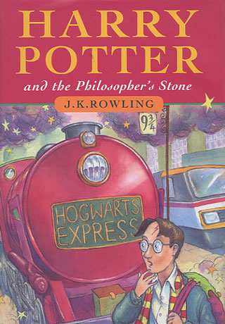Harry Potter and the Philosopher's (Sorcerer's) Stone: Great Britain
