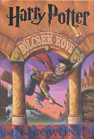 Harry Potter and the Philosopher's (Sorcerer's) Stone: Hungary