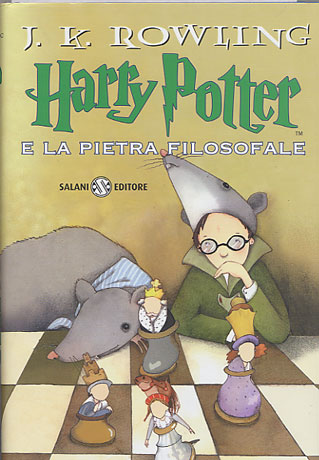 Harry Potter and the Philosopher's (Sorcerer's) Stone: Italy