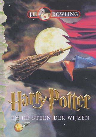 Harry Potter and the Philosopher's (Sorcerer's) Stone: Netherlands