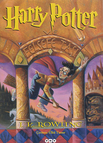 Harry Potter and the Philosopher's (Sorcerer's) Stone: Turkey