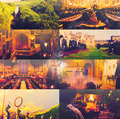 Hogwarts Locations