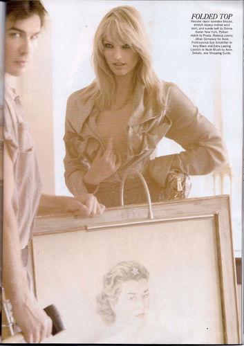 Ian Somerhalder - Allure Magazine